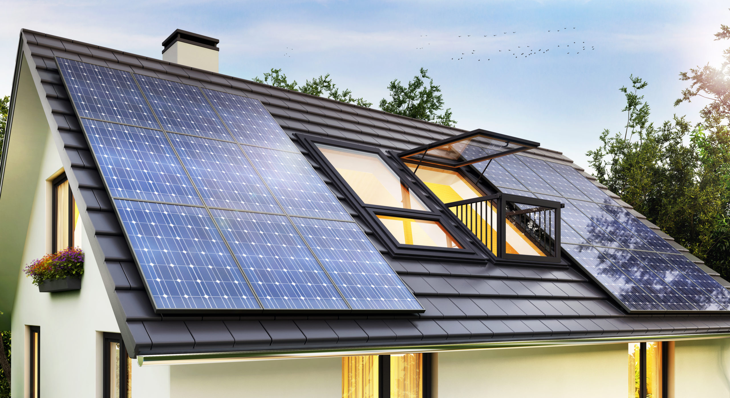 Solar Panel Grants: Making Renewable Energy Affordable To Homeowners